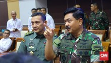 DPR dan Panglima TNI Rapat Bahas Koopssusgab