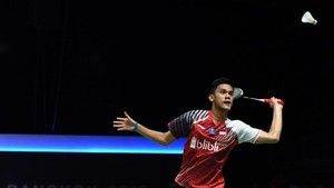 Tunggal Putra Indonesia Juara di Jepang Masters 2019