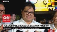 Jokowi & Airlangga Semakin