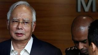 Hakim Tolak Keberatan Najib Razak Dalam Sidang Kasus Korupsi