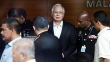 Najib Diperiksa 7 Jam,  KPK Malaysia Belum Putuskan Penahanan