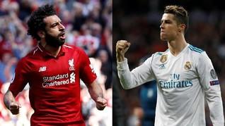 Real Madrid vs Liverpool Jaminan Seru Final Liga Champions