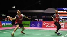 Kalah dari China, Indonesia Gagal ke Final Piala Thomas 2018