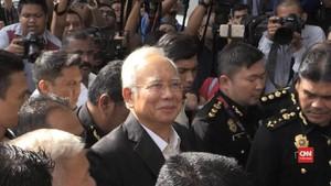 VIDEO:  Najib Razak Kembali Diperiksa Terkait Skandal 1MDB