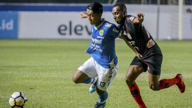 Persib Tak Masalah Hadapi Arema FC Tanpa Febri Hariyadi