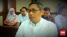 Anas Urbaningrum Sebut PK Tak Terkait Artidjo Pensiun