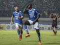 Babak Pertama: Dua Gol Sundulan, Barito vs Persib Imbang 1-1
