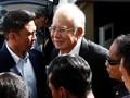 Malaysia Tahan Pengacara Najib terkait Pencucian Uang