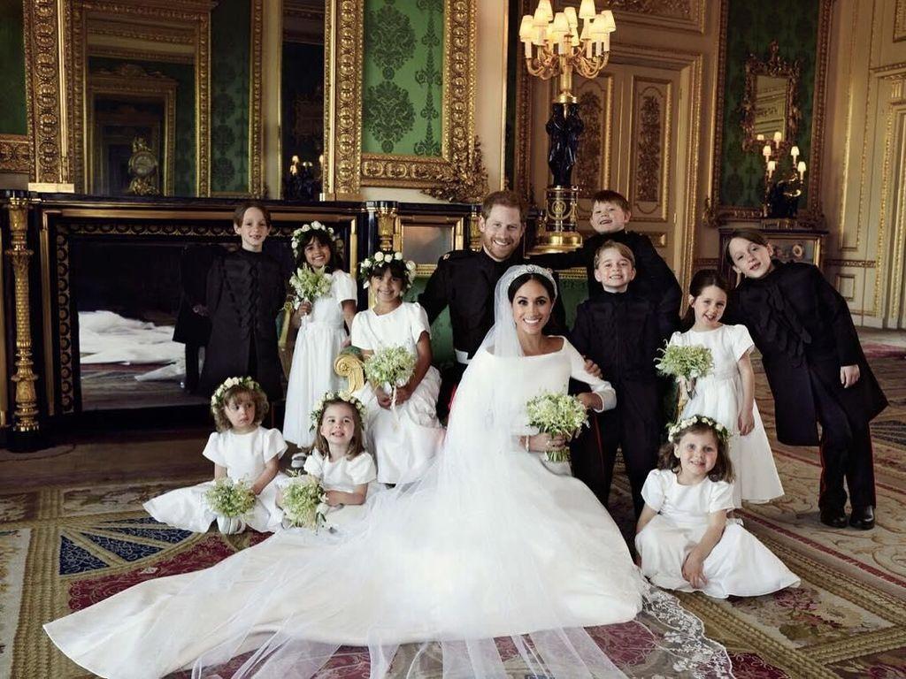 Fotografer Royal Wedding Ungkap Tantangan Memotret Harry dan Meghan Markle