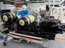 Toyota Sumbang Mobil Listrik ke Pemerintah RI