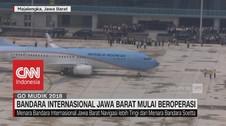 Resmi! Indonesia Punya Bandara Internasional Baru