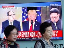 Trump: Pertemuan dengan Kim Mungkin Akhiri Perang Korea