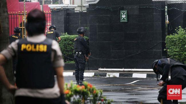 Penyerang Mapolres Indramayu Kritis di RS Bhayangkara