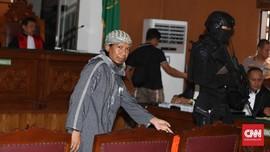 Aman Abdurrahman Pasrah Hadapi Vonis Kasus Terorisme