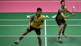 Fajar/Rian Kalah di Perempat Final Jepang Terbuka 2018