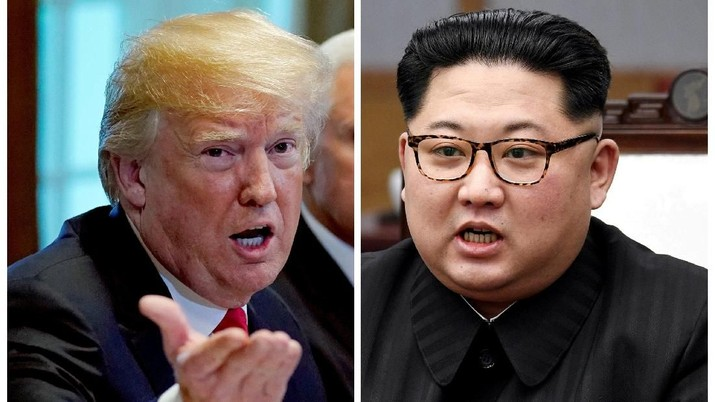 Urus Pertemuan Trump-Kim Jong Un, Pejabat AS Kunjungi Korut
