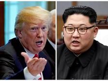 Trump Akan Jamu Kim di AS Bila Pertemuan Singapura Sukses