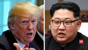 VIDEO: Pertemuan Donald Trump dan Kim Jong Un Batal