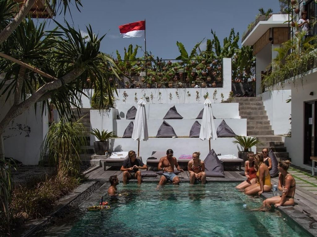 Foto: Bali dan 9 Hostel Paling Instagramable di Dunia