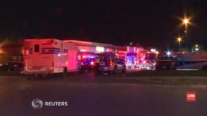 VIDEO: Bom di Restoran Kanada 15 Orang Terluka