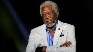 Morgan Freeman Dituduh Lecehkan Sejumlah Wanita