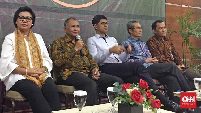KPK Berharap Pengganti Artidjo Tetap Komitmen Jaga Citra MA