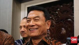 Moeldoko Soal Lagu Ganti Presiden: Sabar, 2019 Masih Lama