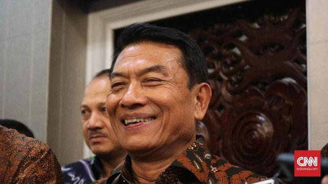 Moeldoko: Tim Prabowo Tak Cerdas Tanggapi Jokowi di Debat