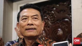 Moeldoko Sebut Uni Eropa Percaya dengan Penerbangan Indonesia