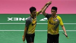 Indonesia Berjuang Keras ke Semifinal Kejuaraan Beregu Asia