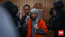 Jaksa Minta Hakim Tolak Pembelaan Aman Abdurrahman