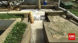 Dugaan Mesin IPAL yang Mencemari Sungai Citarum