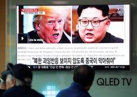 Trump et kim jong un rencontre