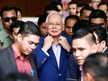 Nilai Uang & Barang yang Disita dari Rumah Najib Rp 3,9 T!