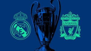 INFOGRAFIS: Rekor Pertemuan Real Madrid vs Liverpool