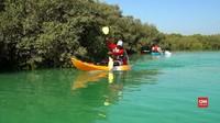 VIDEO: Membelah Hutan Mangrove di Dubai