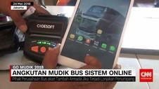 Tak Perlu Antre, Bus di Terminal Rambutan Pakai Sistem Online