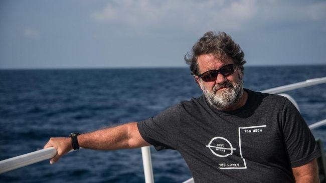 Pete Willcox, Pelaut Penjaga Bumi dan Pencinta Keluarga