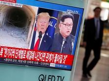 Trump Melunak, AS Kembali Buka Dialog dengan Korea Utara
