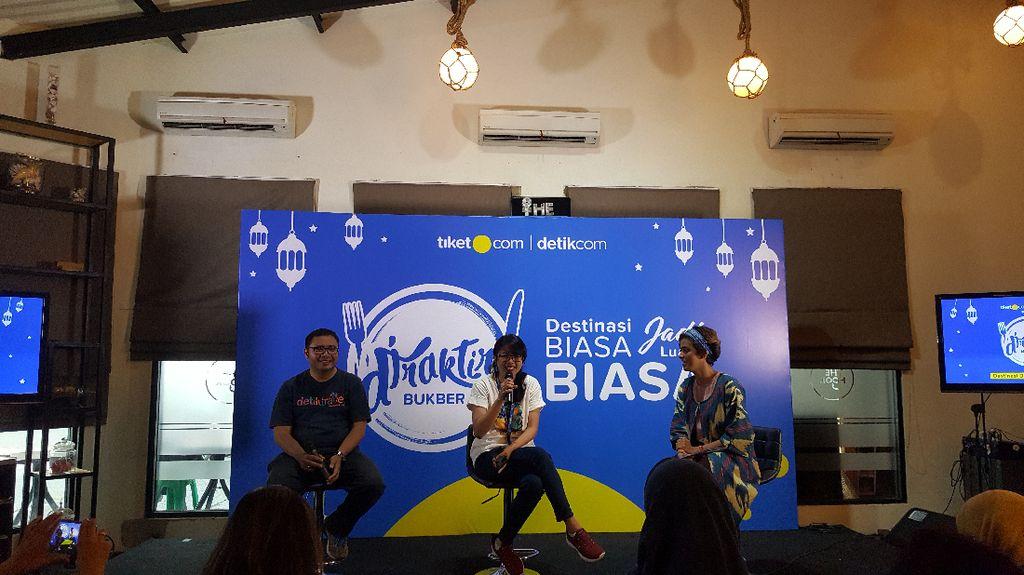 Cerita-cerita d'Traktir Bukber detikTravel, Seru Banget!