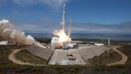 Satelit Merah Putih Berhasil Meluncur