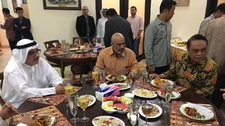 Sahur Bersama Wakapolri, Dubes Kuwait Bahas Masalah Bilateral