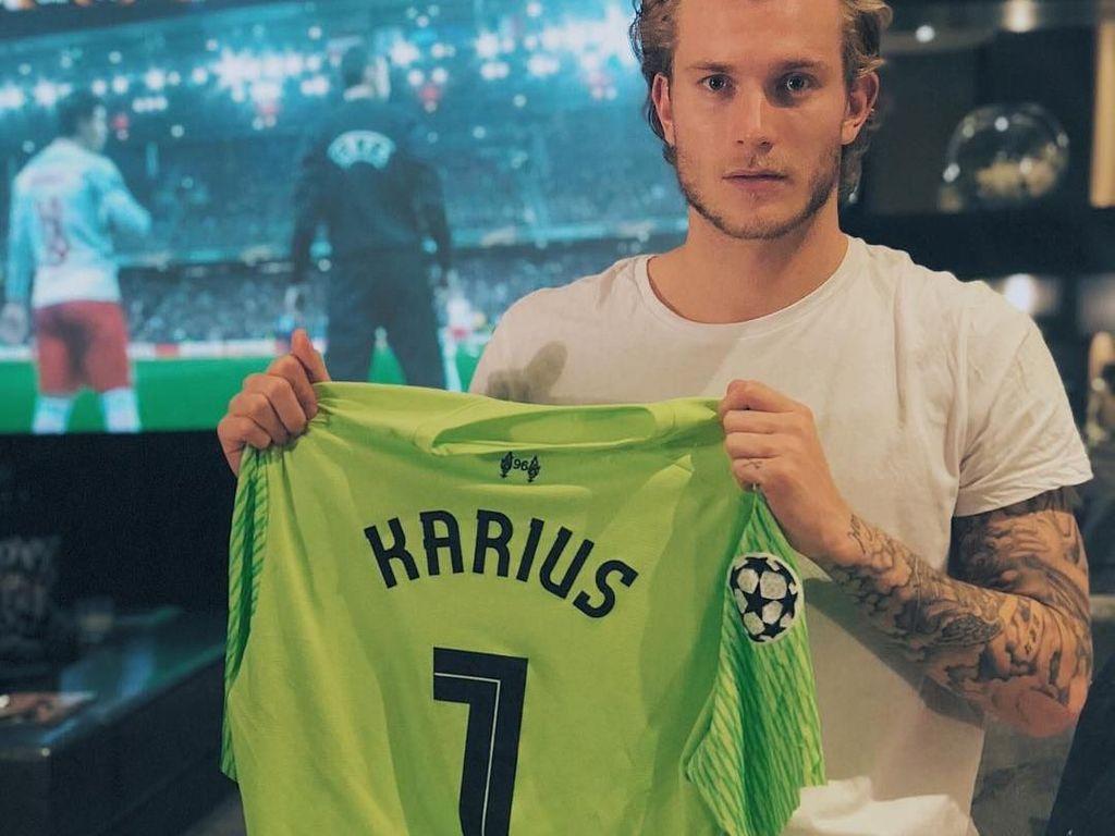 Jelang Final Liga Champions, Intip Gaya Stylish Kiper Ganteng Loris Karius