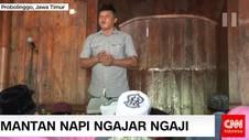 Mantan Napi Ngajar Ngaji