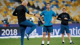 Zidane Diklaim Pakai Formasi Kejutan di Final Liga Champions