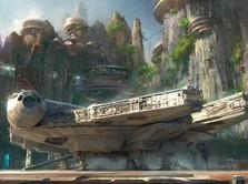 Taman Star Wars Disney Bakal Dibuka di 2019
