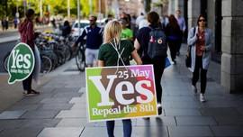 Survei: Mayoritas Warga Irlandia Setuju Hapus Larangan Aborsi