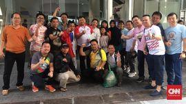 Obrolan Mistis Fan Indonesia Soal Piala Thomas-Uber 2018