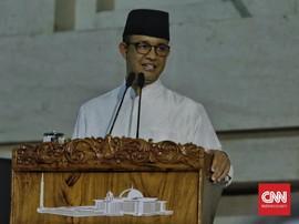 Anies Kaji Usul PKS soal Milad Jakarta pada Ramadan ke-22