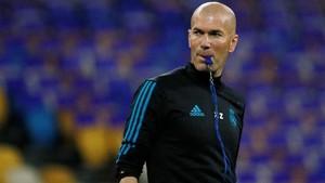 Starting XI Chelsea Jika Dilatih Zinedine Zidane